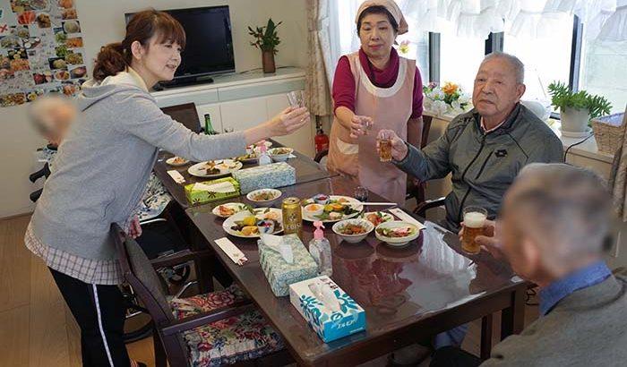 <編集部ピックアップ施設_vol3>全5室・定員5名の有料老人ホーム「ハッピーニューライフ市川真間」の手作り食事
