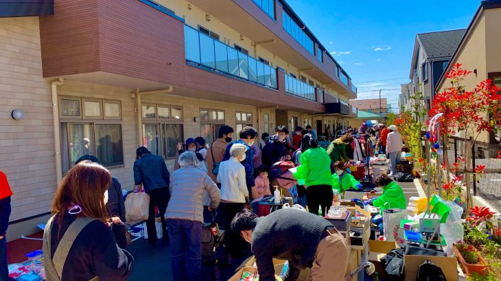 地域の人と利用者が交流するフリーマーケットを開催 ~ITフォレストこだいら ~ 【編集部コラム】
