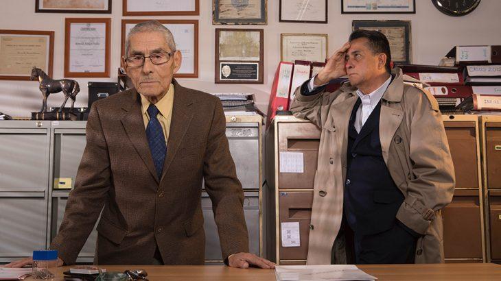 心やさしい83歳のスパイに会いにいく