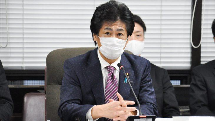 田村厚労相「やって頂かなければ困る」 介護施設に検査実施を強く要請