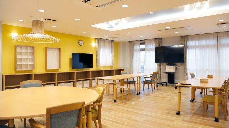 空間デザインにこだわる! SOMPOケア、介護付きホームを良品計画とリノベ
