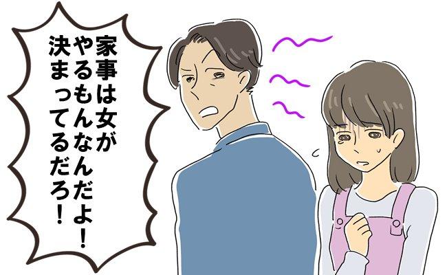 「家事は女がするもの!」そんな夫と離婚…。そんな私の現在は…?