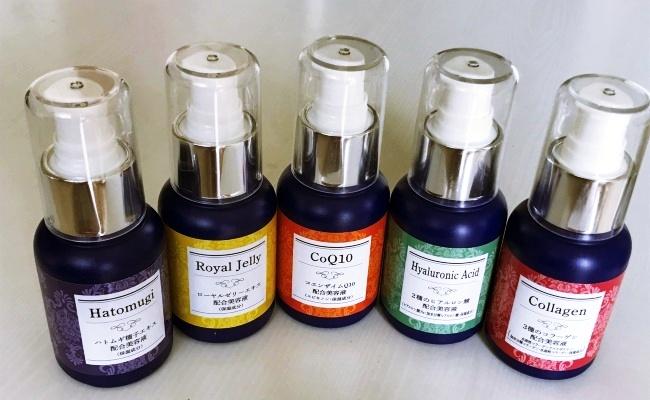 キャンドゥ 5種類の美容液