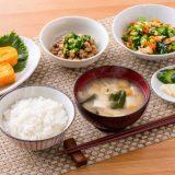 今日から実践したい!更年期のダイエットを成功に導く正しい食事と食べ方
