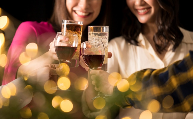 ダイエット中でもお酒やめたくない!更年期太りのときに実践したい飲み方