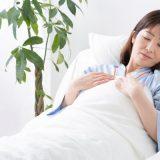 女性 入院生活