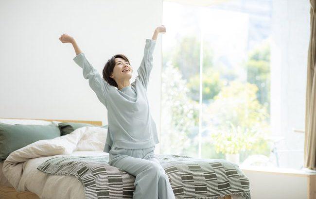 睡眠は時間より深さが大切!更年期症状を緩和する眠りワザ3選【医師監修】