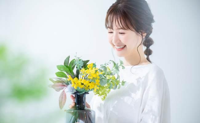 癒しの力がスゴイ!!花や植物で生活に彩りが復活した【体験談】